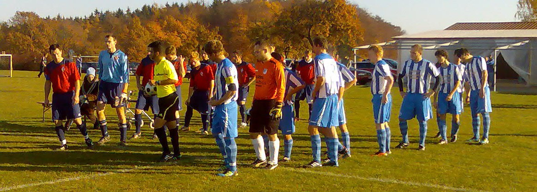 Heimspiel gegen Neunkirchen