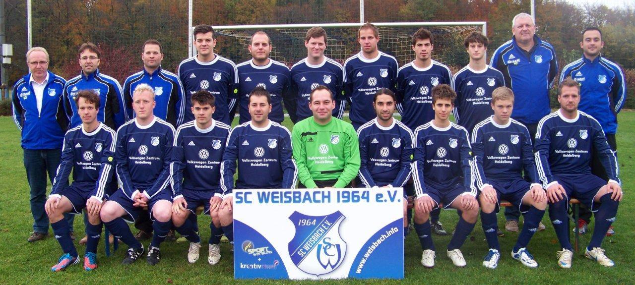 SC Weisbach 2012 VW