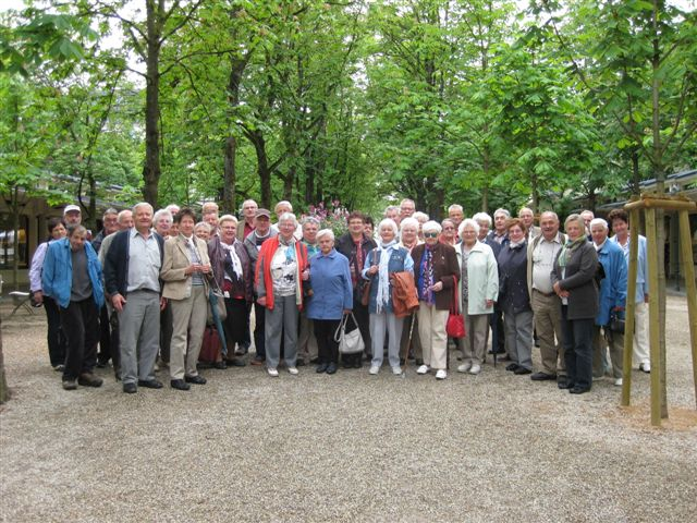 Ortschaftsrat,Seniorenausflug,Bild,2015 008