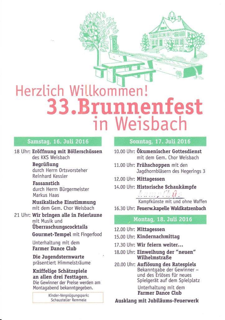 Brunnenfest2016